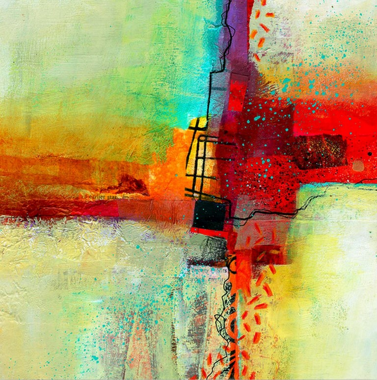 Artistas pintura abstrata