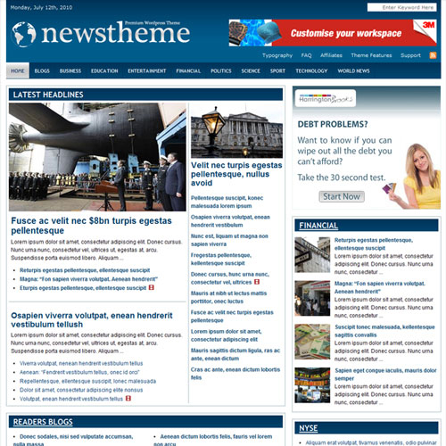 StyleWP News – Premium WordPress Theme