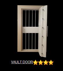 brankas, pintu khasanah