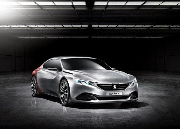 2014 New Peugeot Exalt Concept and Price Review