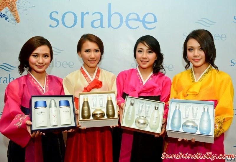 Sorabee Skincare In Malaysia, Sorabee Malaysia, Sorabee Skincare, Sorabee, Korean Skinacre, Sea Star Collagen, Amaranth Cosmetics