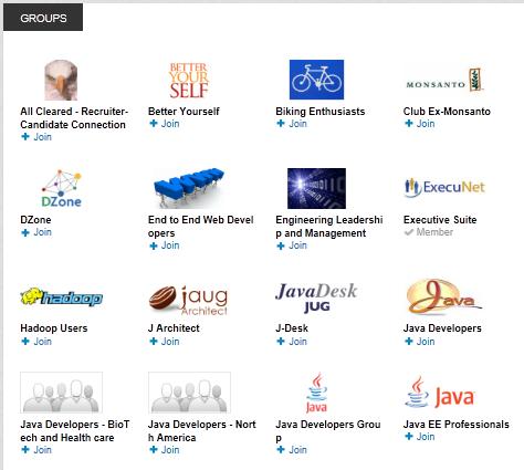 LinkedIn groups, LinkedIn, joining LinkedIn groups,