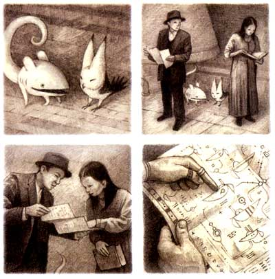 an analysis of immigration in the arrival by shaun tan Vokatis, b (2015) a reading of shaun tan's the arrival in the light of postcolonial theory the english record, 65(2), 8-29 collects enough money to sponsor his family's immigration.