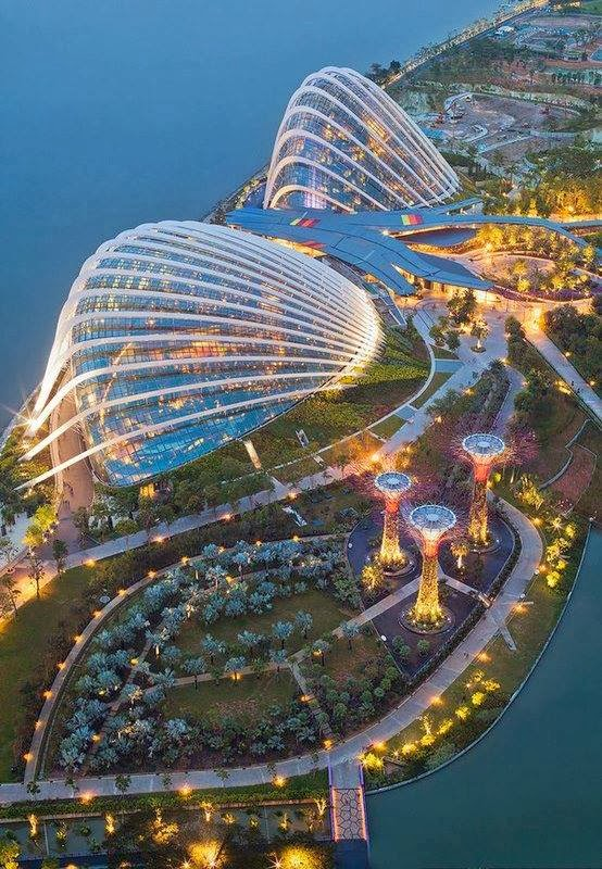 park, garden, singapore
