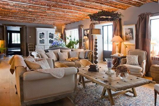 best decoration maison ancienne interieur images yourmentor info - Amenagement Maison De Campagne