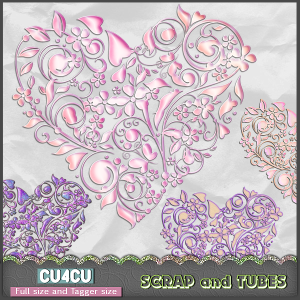 Sweet Hearts (FS/TS/CU4CU) .Sweet+Hearts_Preview_Scrap+and+Tubes
