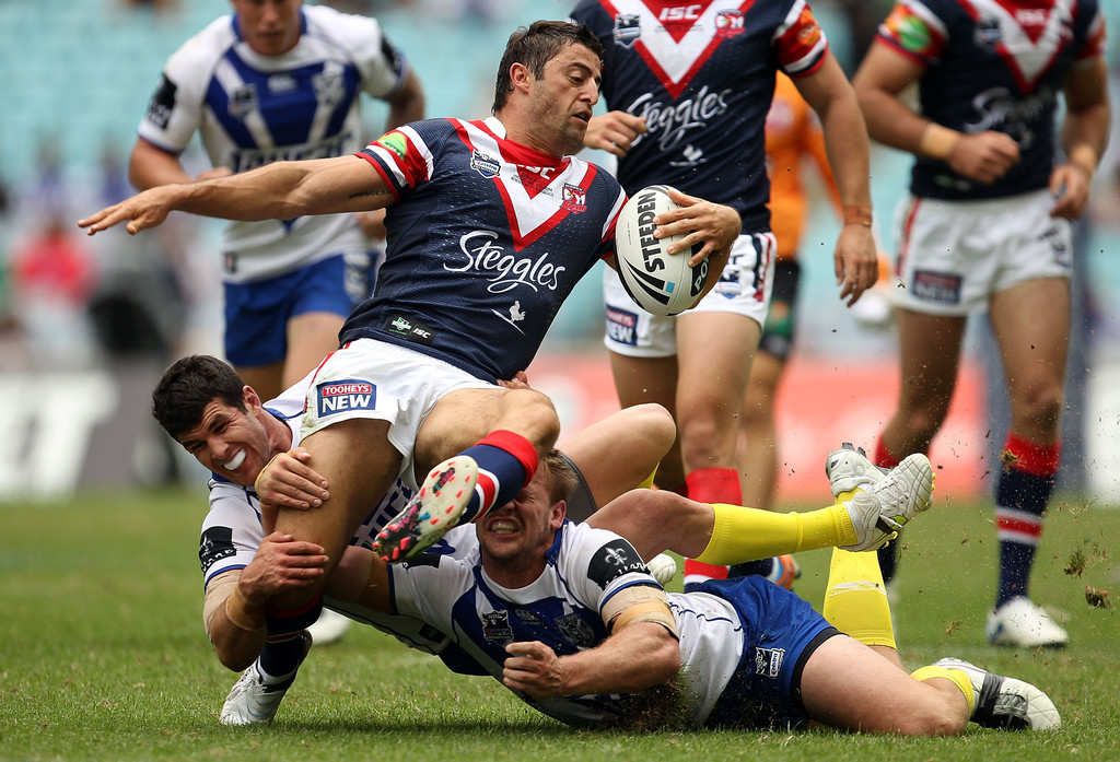 sydney roosters vs canterbury bulldogs 2013 dodge - photo#17