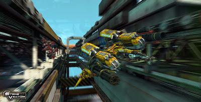 """""""Strike Vector"""" New Trailer"""