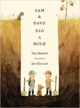 https://www.goodreads.com/book/show/20708761-sam-and-dave-dig-a-hole