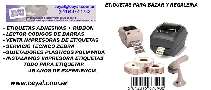 service impresoras tsc 244 plus Buenos Aires