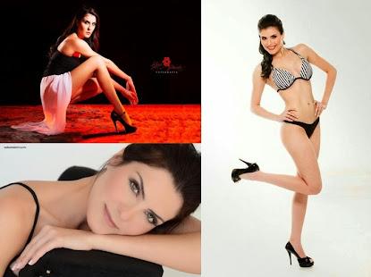 Miss Jaú 2014 Tamires Chacon, dá dicas de Pilates e fala sobre o Miss São Paulo 2014