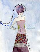 Trafaluc. El Blog de Chus Chus también lucía con maestría esta falda . conjunto