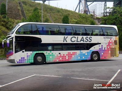 K- Class by Gemilang Coachwork Sdn Bhd