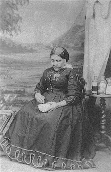 Photo of Mary Seacole