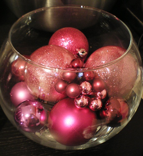 Kitschige Weihnachtsdeko sekundentakt montagsstarter