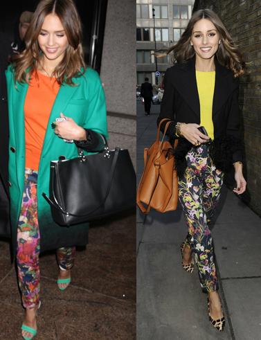 Tendencias de Moda Ella Hoy - imagenes pantalones de moda