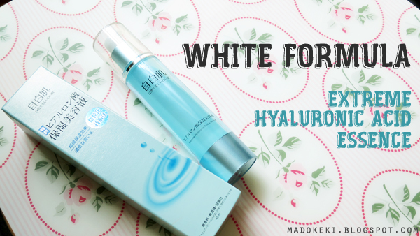 White Formula Extreme Hyaluronic Acid Essence