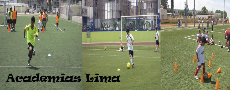 Academias de Fútbol en Lima