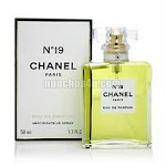 7. Green Chypre ( Chanel no. 19)