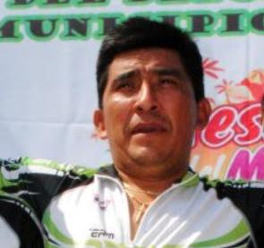 C.MANUEL ANTONIO BAAS CETZ   PRESIDENTE DE LA  ASOCIACION DE CICLISMO DE YUCATAN