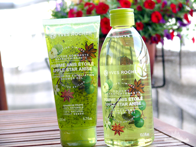 Yves Rocher - Plaisirs Nature Limited Edition Apfel-Sternanis