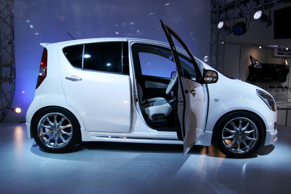 New Suzuki Splash