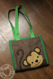 Appliqued Travel Marker/Art Bags