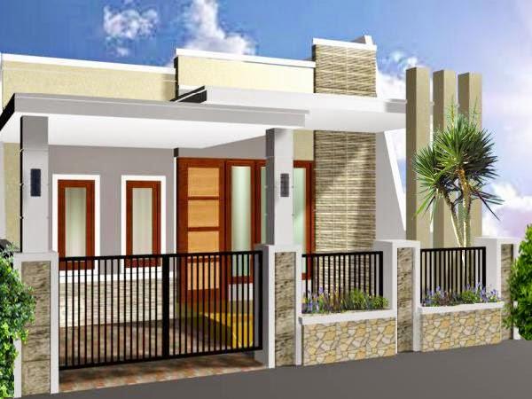 gambar model rumah terbaru type 36 2015 model rumah
