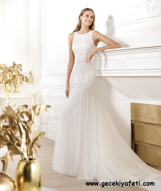 Pronovias 2014 Fashion Gelinlik Modelleri