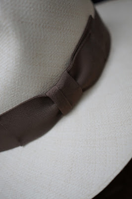 Final panama hat from Brent Black