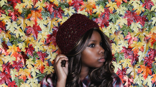 DIY: How To Crochet A Fall Simple and Easy Hat.