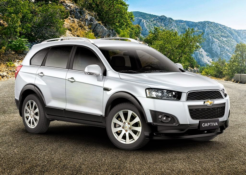chevrolet philippines revises captiva for 2014 now with 400 nm of torque. Cars Review. Best American Auto & Cars Review
