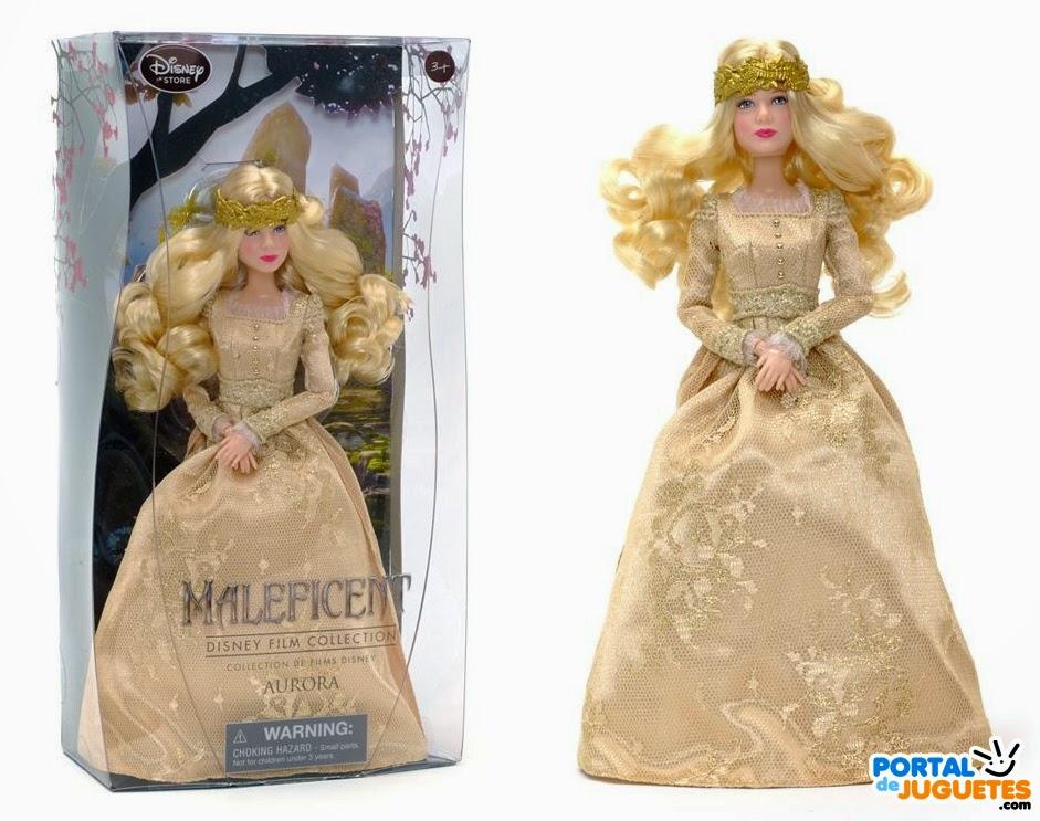 muñeca aurora disney store