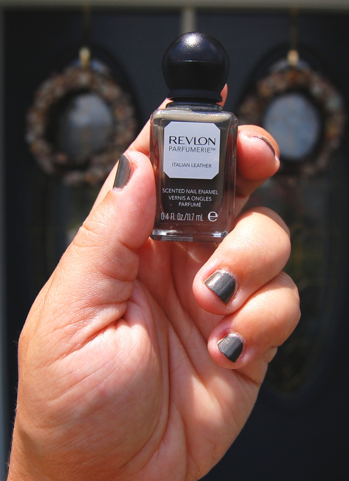 The Redolent Mermaid: Revlon Parfumerie Scented Nail Enamel... and a ...
