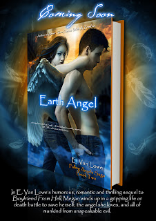 {Review+Excerpt} Earth Angel by E. Van Lowe
