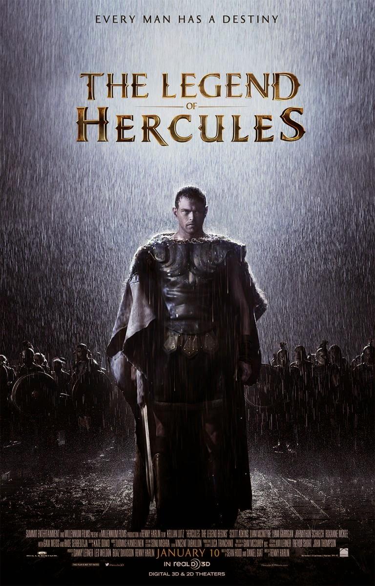 Hércules. El origen de la leyenda – DVDRIP LATINO