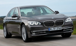 2013 BMW 7-Series: Preview &amp; Highlighting Video