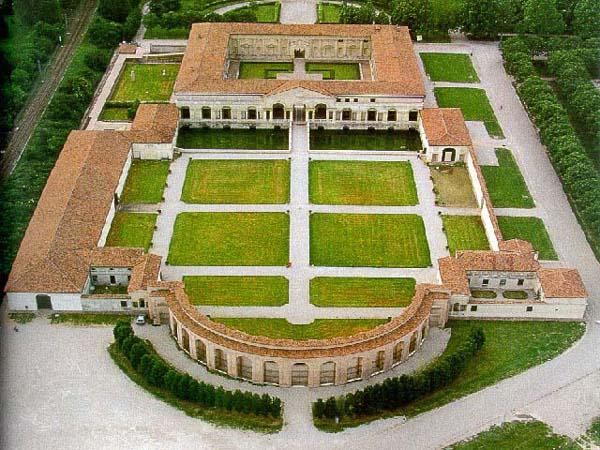 Resultado de imagen para Palacio del Té mantua