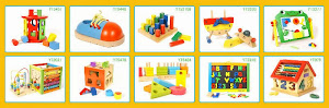 IQ & EDUCATIONAL TOYS