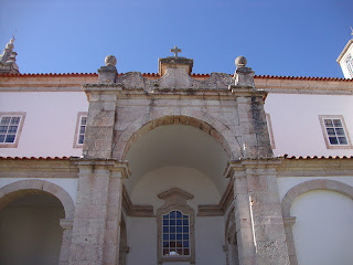 Sitio da Nazare Church photo - Portugal