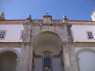 Sitio da Nazare Church photo - Portugal