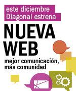 Nueva web de Diagonal