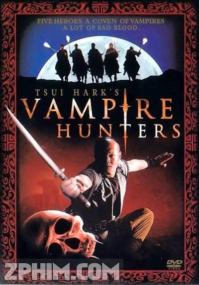 Thợ Săn Cương Thi - The Era of Vampires (2002) Poster