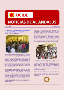 Noticias de Al Ándalus de agosto 2019