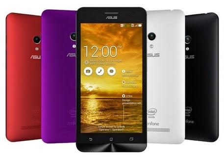 Asus Zenfone 5 Smartphone Android Harga Rp 2 Jutaan