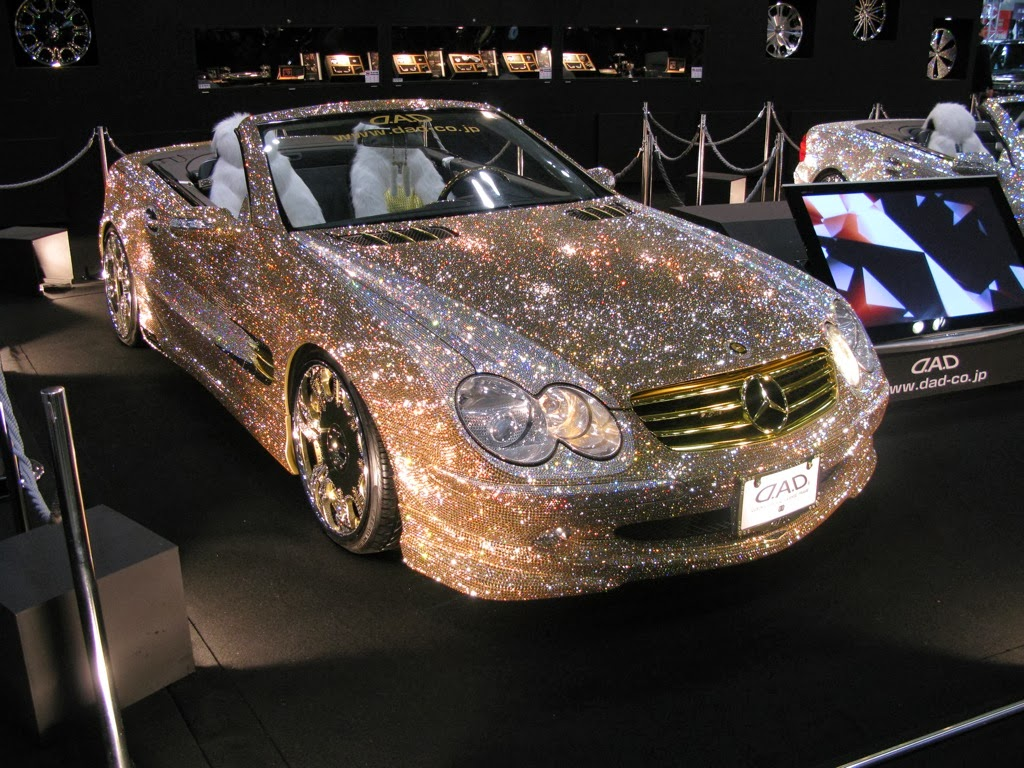 Best rydyz the most expensive pimped out cars for Mercedes benz expensive car