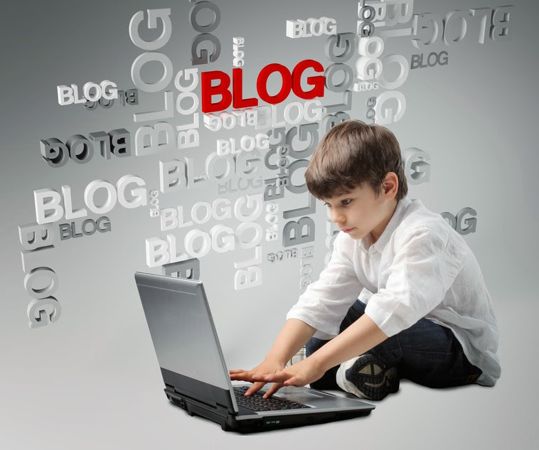 Kid Blogging