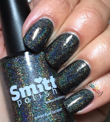 Smitten Polish Black Mamba