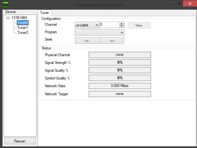 HEG Blog: Setting Up HDHomerun Prime Software - Windows Media Center HTPC Build - Part 8