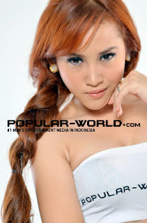Tike Diah Febrian for Popular World Magazine, May 2012